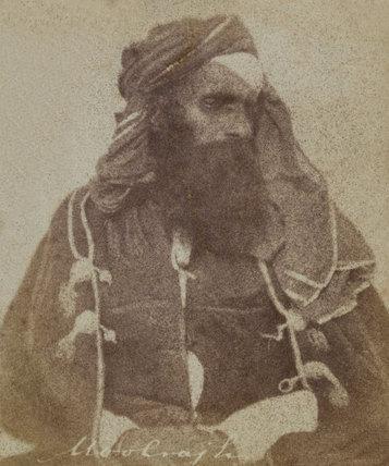 Mul Raj Diwan of Multan, 1849 (c)