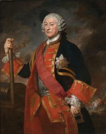 General Jean Louis Ligonier, 1754 (c)