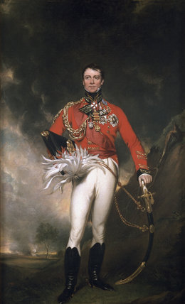 Major-General Sir James Kempt, 1820 (c)