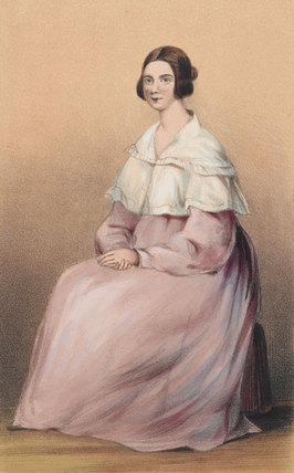 Mrs Waller, 1842