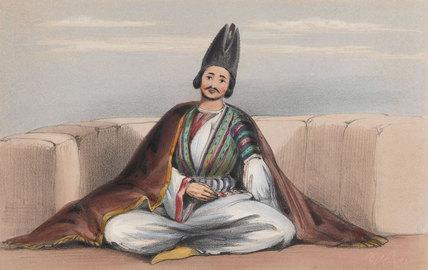 'Prince Futty Jung', 1842