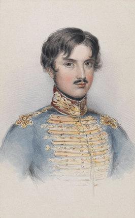 Lieutenant Vincent Eyre, Bengal Artillery, Army Staff, 1842