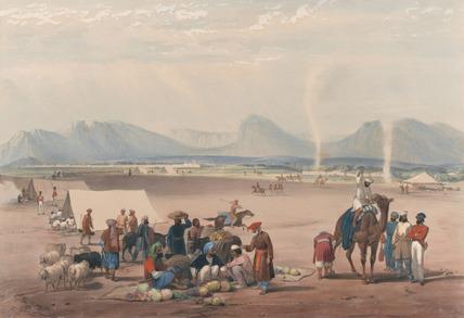 'The City of Candahar', 1839