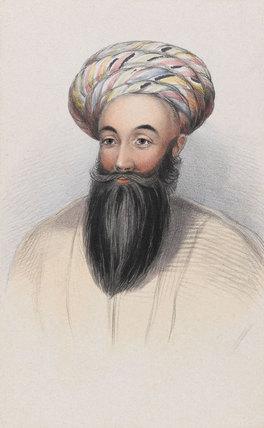 Shah Shujah, 1842