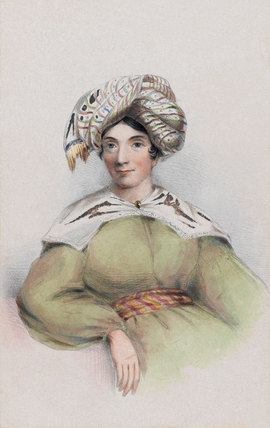 Lady Florentia Sale, 1842