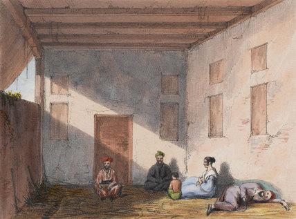 Prison Scene, 1842 (c)