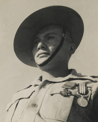 Rifleman Ganju Lama VC, 7th Gurkha Rifles, 1944