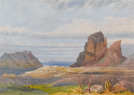 Senafe, Abyssinia, 1868