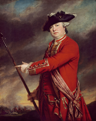 Lieutenant Colonel Francis Smith, 1764