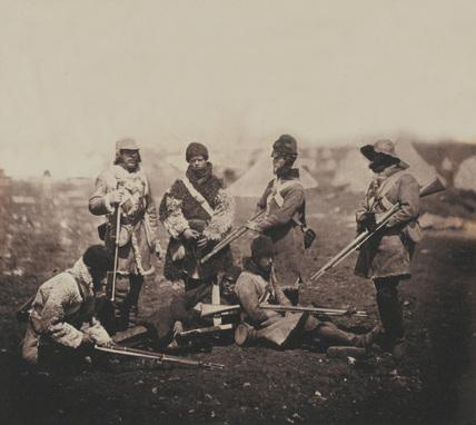 68th (Durham) Regiment of Foot (Light Infantry), 1855 (c)