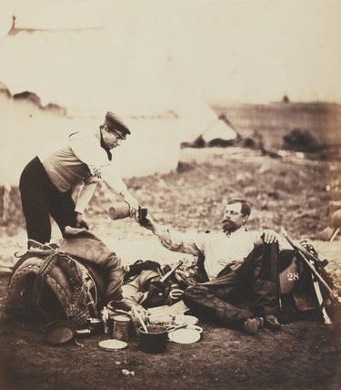 Lieutenant-Colonel Hallewell, 28th Regiment of Foot, 1855 (c)
