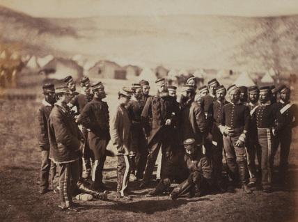 13th Regiment of Light Dragoons, 1855 (c)