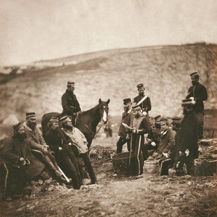 8th Light Dragoons, 1855 (c)