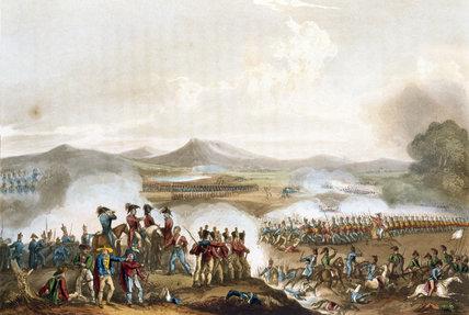 Battle of Talavera, 28 July 1809