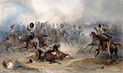 Royal Horse Artillery, Fuentes d'Onoro, 1811