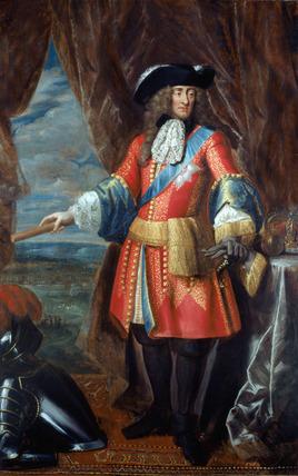 King James II (1633-1701), 1685 (c)