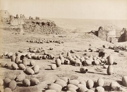 Magazine, upper Bala Hissar, Kabul, 1879
