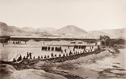 Sherpur Cantonment, December 1879