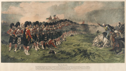 'The Thin Red Line', 25 October 1854
