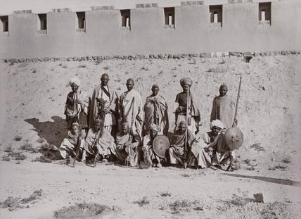 Waziri tribesmen, 1920 (c)