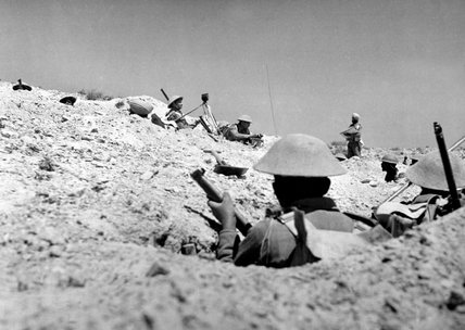 4th Indian Division in action, Tunisia, April 1943