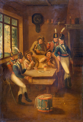 A recruiting party, 1805