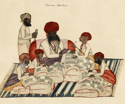 'Nowria Banker', 1850 (c)
