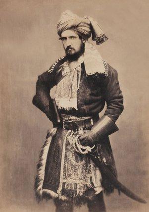 Dighton Probyn, 2nd Punjab Cavalry, 1857 (c)