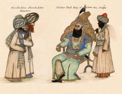 Nadur Shah, King of Khora San State, 1850 (c)