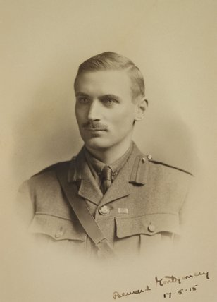 Major Bernard Law Montgomery, 17 May 1915