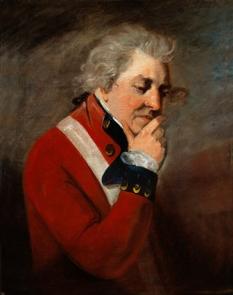 Lieutenant-General John Burgoyne, 1777 (c)