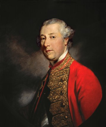 Lieutenant-General George Howard, 1770 (c)