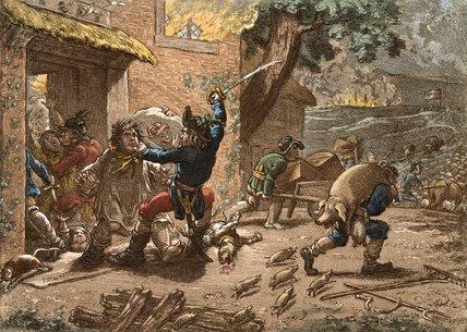 'United Irishmen upon Duty', 1798