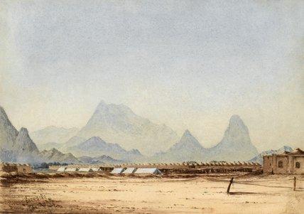 'Cantonments, Candahar', 1879