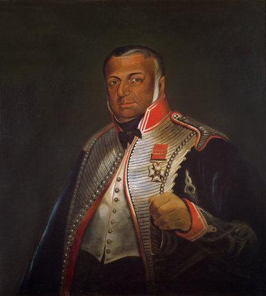 Colonel James Skinner, 1st Regiment of Local Horse, 1836 (c)