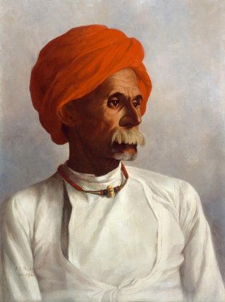 Gunga, a Hindu from Oudh, 1894