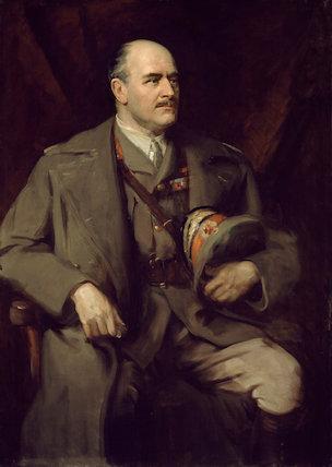 Field Marshal Lord Allenby of Megiddo and Felixstowe, 1925