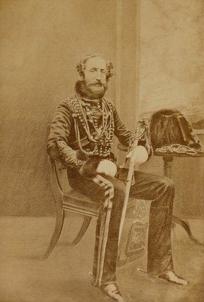 Lord Cardigan, 1855 (c)