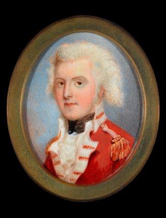 Lieutenant and Captain Samuel Barrett, 1st Troop of Horse Grenadier Guards, 1794 (c)