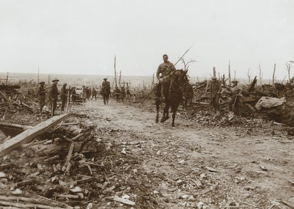 Sowar of 9th Hodson's Horse on the Western Front, 1917 (c)