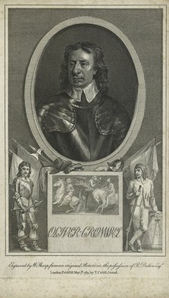 Oliver Cromwell, 1645 (c)