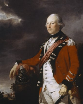 Portrait of an Officer of the 15th (or King's) Regiment of (Light) Dragoons, 1768 (c)