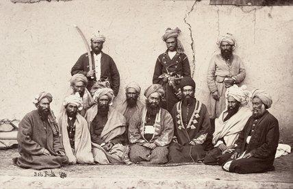'Maidan Malicks', Kabul, 1879 (c)
