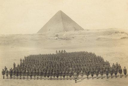 Royal Irish Regiment, Egypt, 1916 (c)
