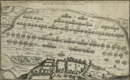 Battle of Naseby, 1644