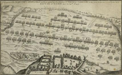 Battle of Naseby, 1644