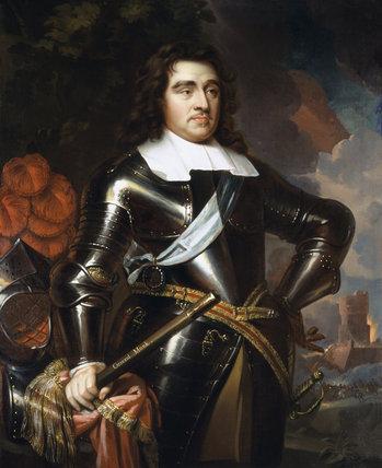 General George Monk, 1st Duke of Albemarle, 1665 (c).