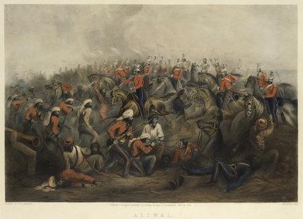 Aliwal, 28th Jan 1846