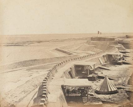 Taku Fort, China, 1860