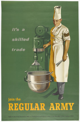 'Join the Regular Army', 1960 (c)